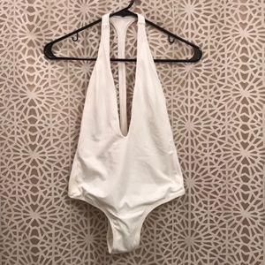 Other - PEIXOTO Flamingo deep V one piece swimsuit